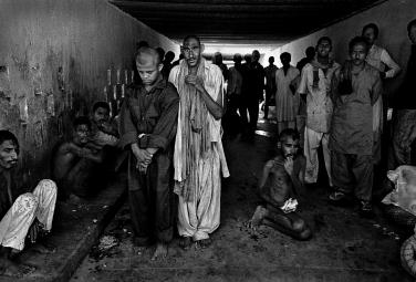 Karachi, Pakistan. Ehi Center asylum