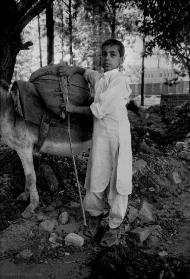 1988. Islamabad, Pakistan